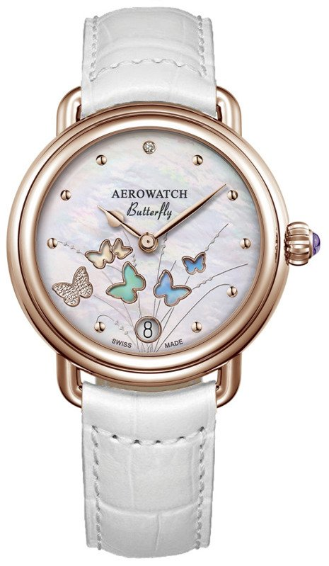 AEROWATCH 44960 RO05 BUTTERFLY