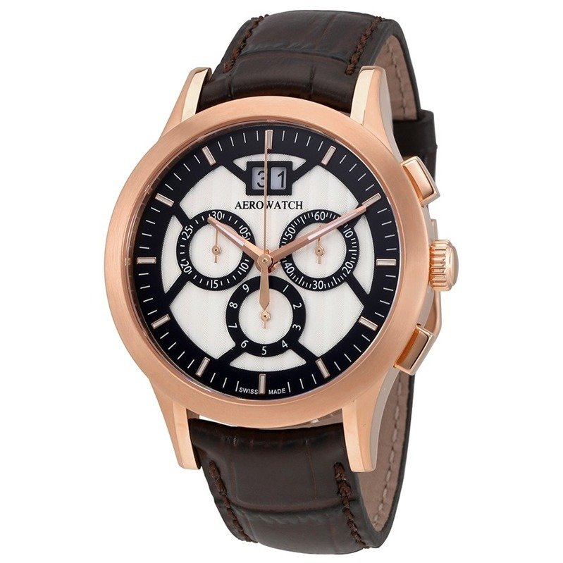 AEROWATCH 80966 RO05 Chrono Quartz
