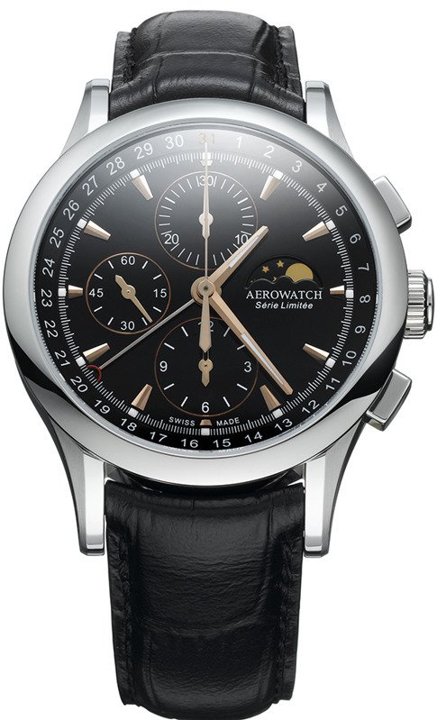 AEROWATCH LES GRANDES CLASSIQUES LIMITED EDITION 69948 AA04