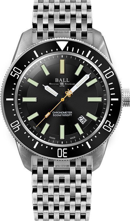 BALL ENGINEER MASTER II  SKINDIVER II DM3108A-SCJ-BK