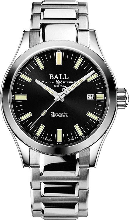 Ball Engineer M Marvelight  Automatic Chronometer  NM2032C-S1C-BK