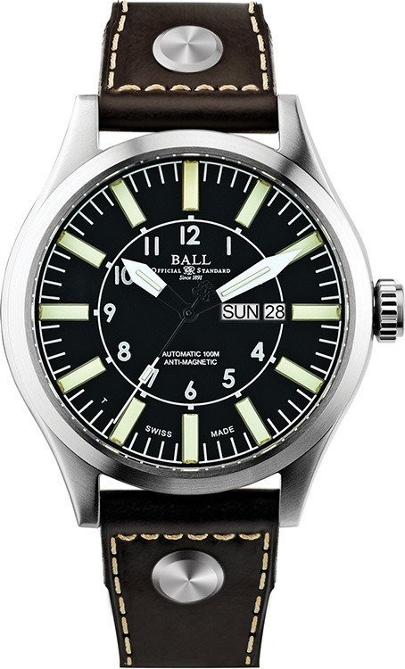 Ball Engineer Master II Aviator Automatic NM1080C-L13-BK