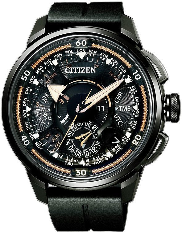 CITIZEN SATELLITE GPS CC7005-16G