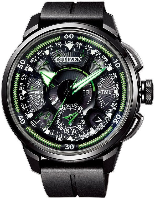 CITIZEN SATELLITE WAVE GPS F990 CC7005-16E