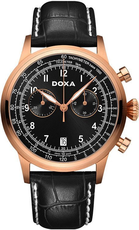 DOXA D-AIR CHRONOGRAPH 190.90.105.01