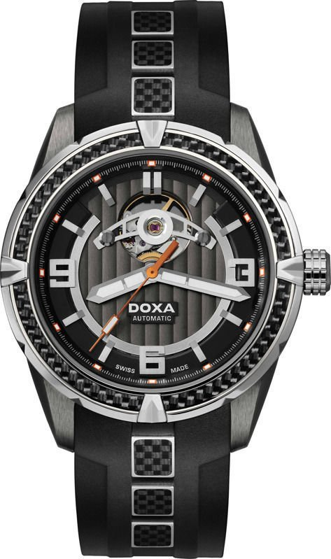 DOXA TROFEO TC-EVOLUTION D166SBK