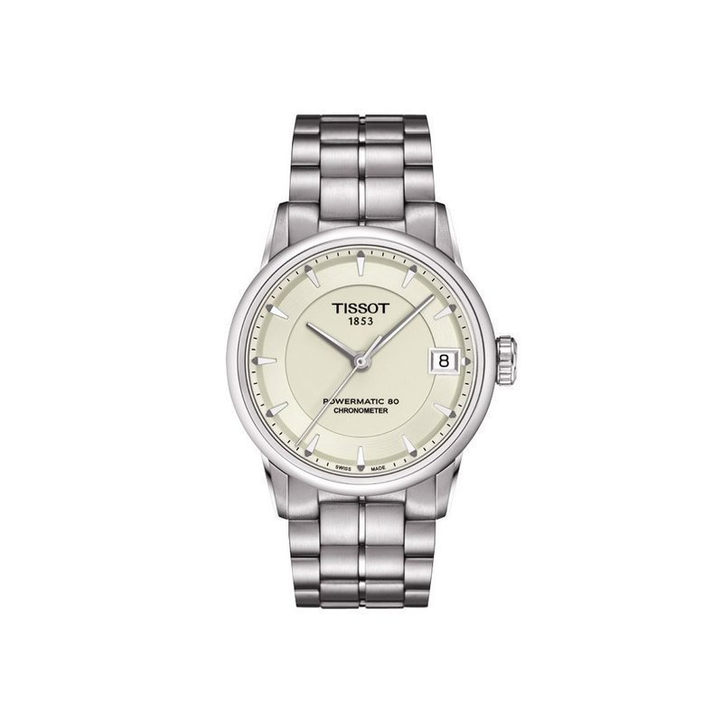 TISSOT LUXURY POWERMATIC 80 AUTOMATIC LADY COSC CHRONOMETER T086.208.11.261.00
