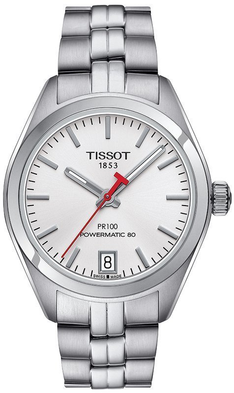 TISSOT PR 100 POWERMATIC 80 LADY ASIAN GAMES T101.207.110.11.00