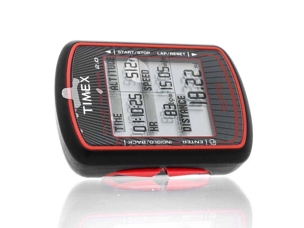 ZEGAREK GPS TIMEX 5K615 CYCLE TRAINER 2.0 GPS
