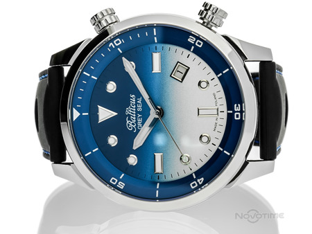 BALTICUS GREY SEAL II BLUE