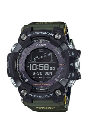 Men's Watch CASIO G-SHOCK RANGEMAN GPR-B1000-1BER