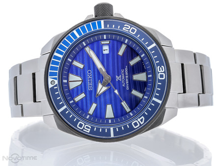 SEIKO SRPC93K1 Save the Ocean Special Edition